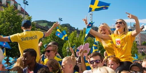 مهاجرت تحصیلی به سوئد