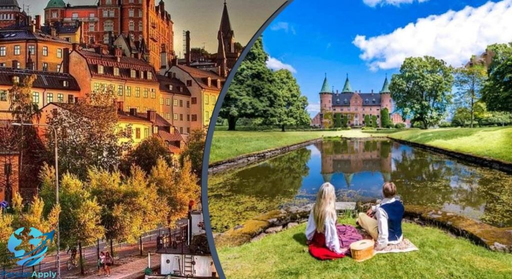 زندگی در سوئد