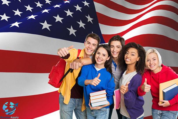 بورسیه تحصیلی آمریکا