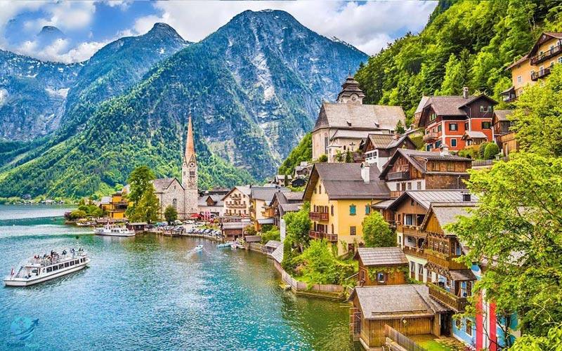 روشهای مهاجرت به اتریش