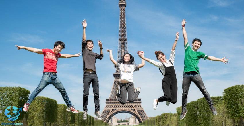ویزا تحصیلی فرانسه