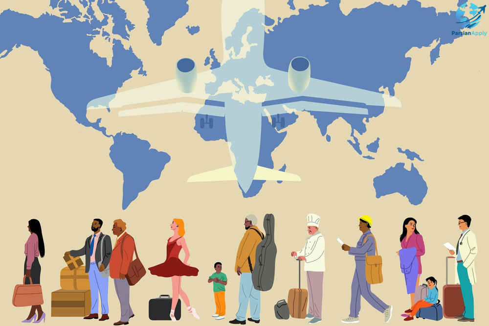 مهاجرت کاری به اتریش