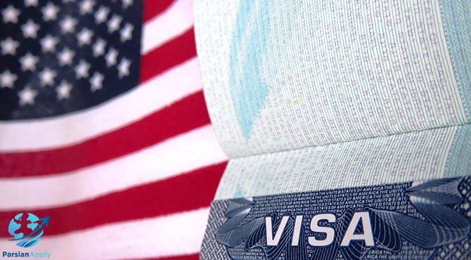ویزا همراه آمریکا