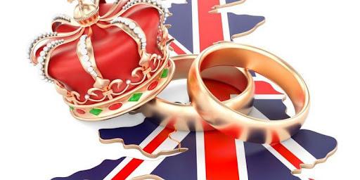 اقامت انگلیس از طریق ازدواج